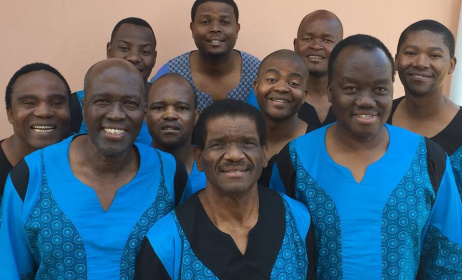 Ladysmith Black Mambazo are walking in the footsteps of their fathers with a seventh Grammy nomination.