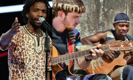 Mbijana Sibisi and musical duo Qadasi and Maqhinga Radebe will be performing