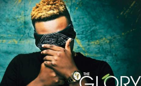 The Glory by Olamide album art
