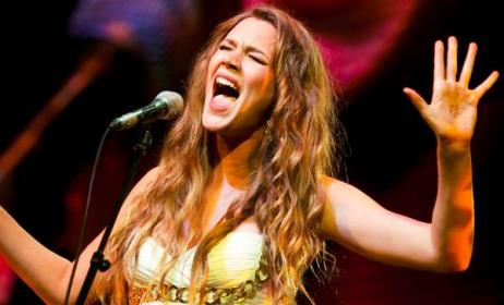 Joss Stone is to perform in Accra, Ghana a part of the Joss Stone Total World Tour. Photo: Studio TV