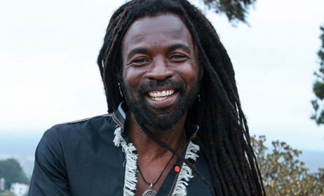 Rocky Dawuni. Photo: The Music Hall
