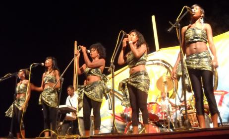 Festival NdjamVi in 2011. Photo: RECAF