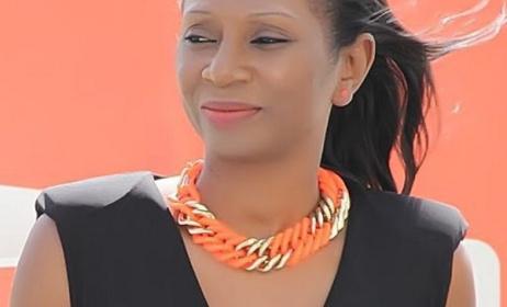 (Photo) : NGoné N'Dour, présidente du conseil d'administration de la Sodav