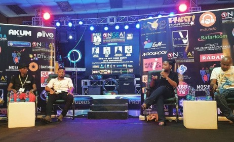 DJs, VJs and radio presenters shed light on how artists can get their music into broadcast. Photo: Twitter