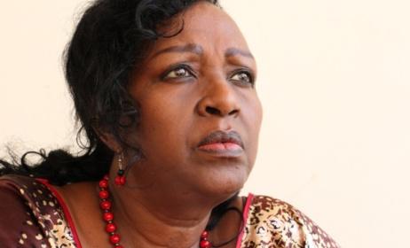 Cécile Kayirebwa. Photo: Igihe.com