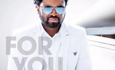 Promotional poster for For You by Cobhams Asuquo