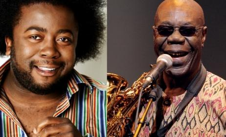 Manu Dibango and Moreira Chonguica are among the collaborations at this year's festival.