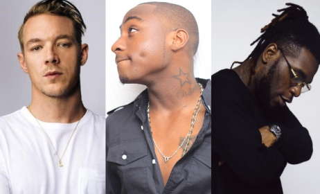 Diplo, Davido and Burna Boy will headline the 2017 edition of the Gidi Culture Festival.