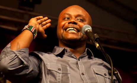 Nairobi-based Burundian musician, Kidum, who has accused Simbavimbere of incompetence.