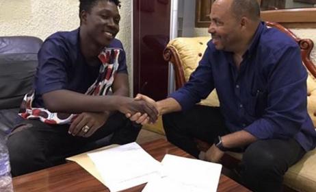 Soul Bang's signe chez Sony Music (Photo) : Facebook Officiel Sony Music Entertainment Ivory Coast