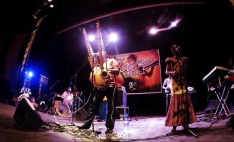 (Photo) : Jazz à Ouaga