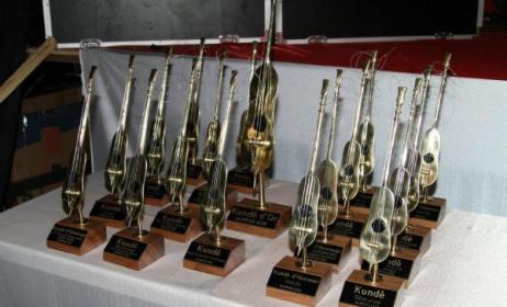 (Photo) : les trophées Kundé