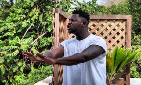 Medikal is up for five awards at the 2017 Ghana Music Awards.  Photo: Twitter