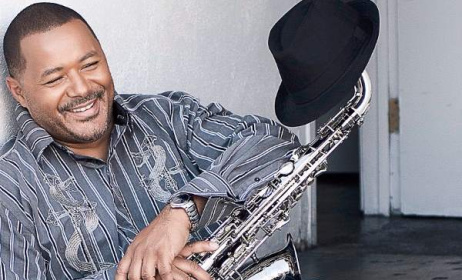 Najee will perform at the 2017 Runway Jazz event. Photo: Centrestage Jazz