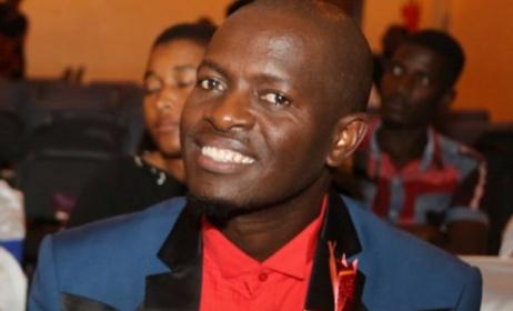 Rev Chivaviro launched his Maranatha album in Harare on 4 April.  Photo: Facebook