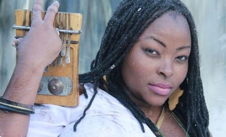 Diana Samkange's long-awaited collaboration with Andy Muridzo is out.  Photo: Youth Village Zimbabwe