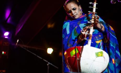 (Photo) : Noura Mint Seymali