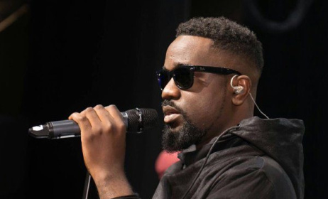 Sarkodie made the 2017 Forbes list of richest Africa acts.  Photo: NewsGhana