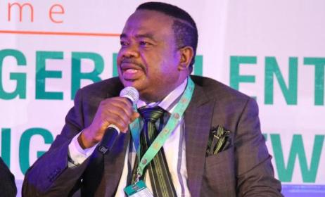 Tony Okoroji.  Photo:Erave