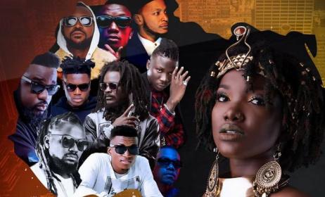 Ghana: Female artists sing Ebony tribute | Music In Africa