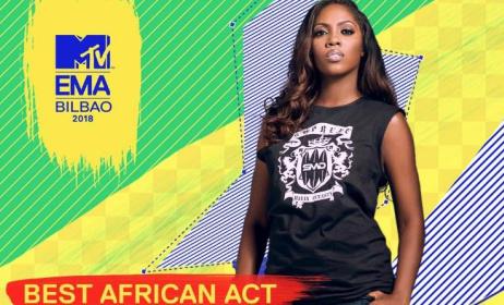 Tiwa Savage — R E D   Music In Africa