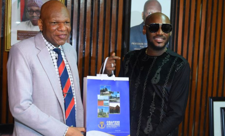 2face 'officially' changes name to 2baba | Music In Africa