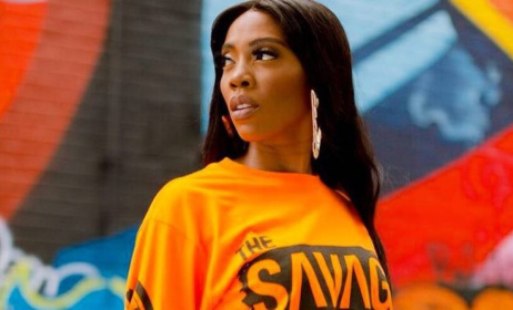 Tiwa Savage — R E D | Music In Africa