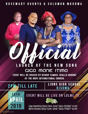 Gigo Mane Itimo Album Launch | Music In Africa