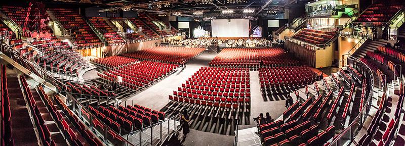 Capacity Of Durban Exhibition Centre