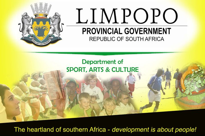 Image result for Limpopo Dept of Arts