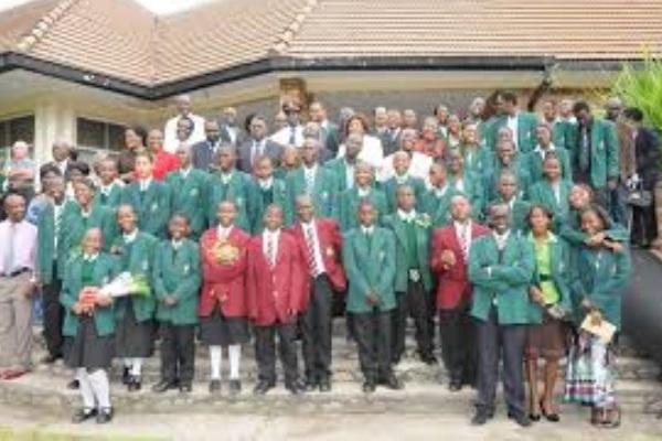 Nchanga Trust School Music In Africa