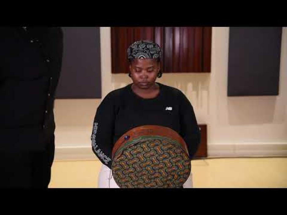 Capturing the sound of African instruments for recording and broadcast (part 5/6)