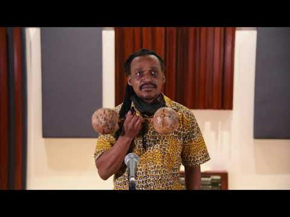 Capturing the sound of African instruments for recording and broadcast (part 6/6)