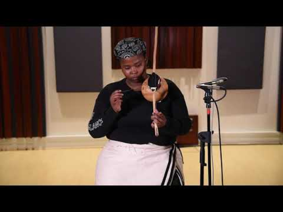 Capturing the sound of African instruments for recording and broadcast (part 2/6)