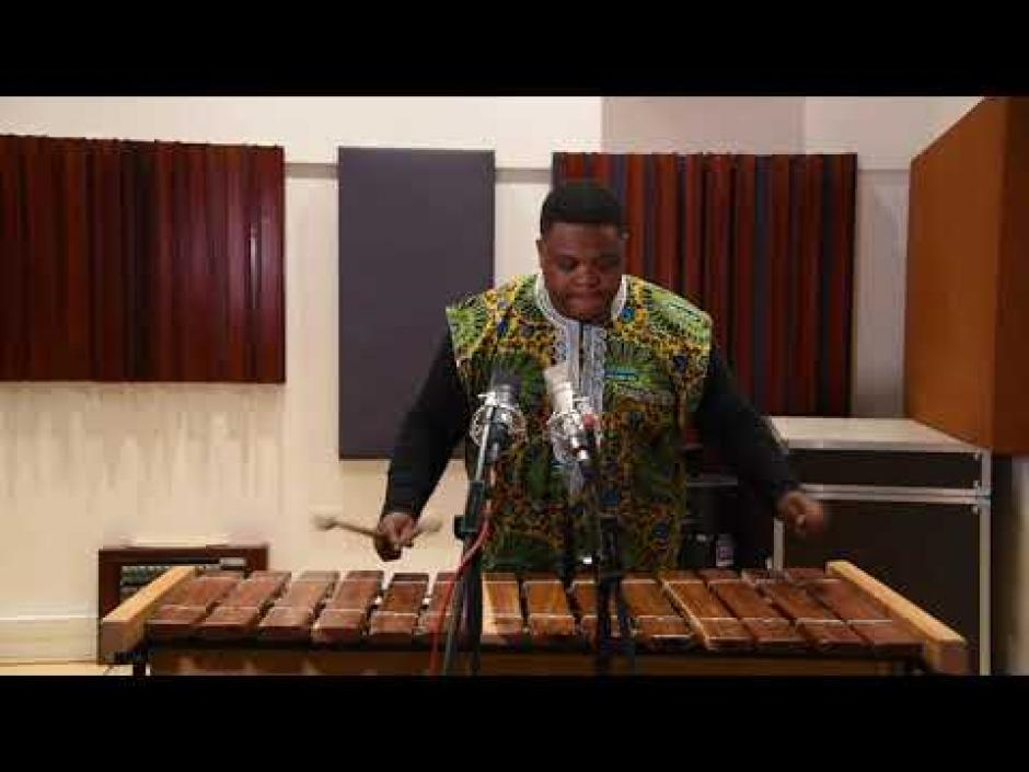 Capturing the sound of African instruments for recording and broadcast (part 4/6)